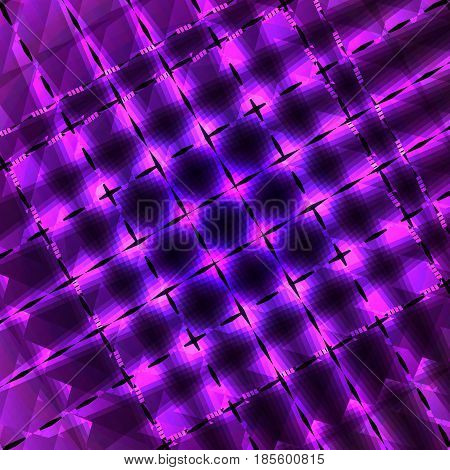 Purple  luminous shine abstract background. Vector background.