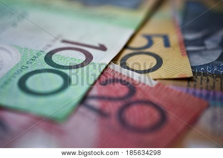Australian Money, Currency Or Cash