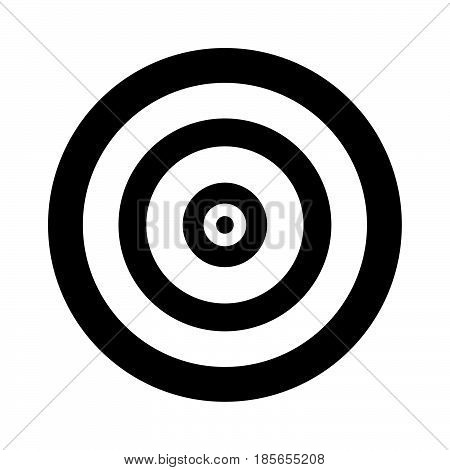 Target The Black Color Icon.