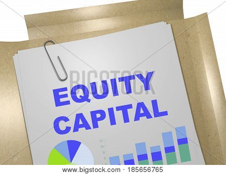 Equity Capital Concept