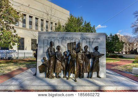 The Virginia Civil Rights Memorial