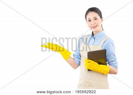 Presenting House Cleaning Services
