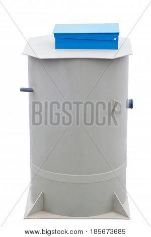 Autonomous sewage system - European septic tank 430L model