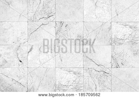 White Marble Tiles Texture and Background (Luxury wallpaper patterns, Can be used for creating background and marble surface effect for interior wallpaper design ideas)