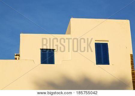 Window In Morocco Africa
