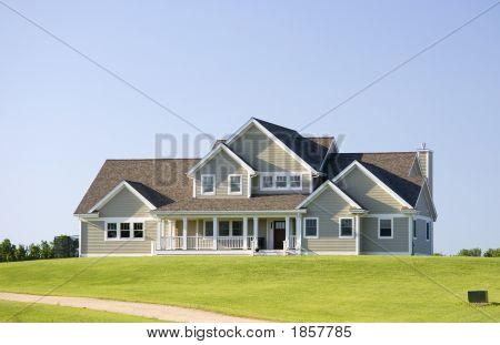 Modern Upscale Home