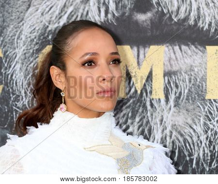 LOS ANGELES - MAY 8:  Dania Ramirez at the