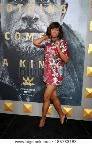 LOS ANGELES - MAY 8:  Aisha Tyler at the