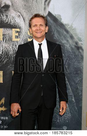 LOS ANGELES - MAY 8:  Sebastian Roche at the