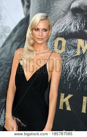 LOS ANGELES - MAY 8:  Poppy Delevingne at the