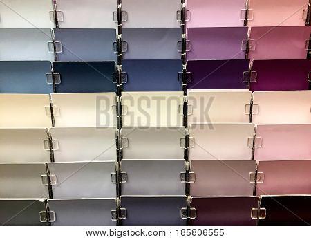 Paint. Painting. Paint color samples. Color Swatches to Pick Paint Colors, color samples of paining, colorful samples, store paint samples