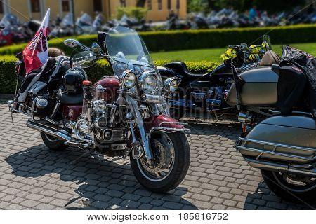 Honda Vlakyrie F6C (gl1500C) In Bike Event - Exhibition