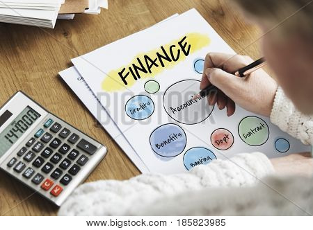 Finance business accountant banking benefits