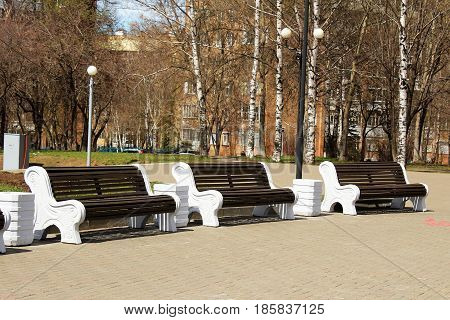 A Place For Rest Of The Townspeople