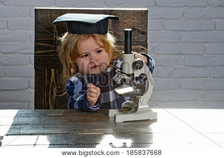 Biology And Experiment, Business And Innovation, Education, Experiment And Science