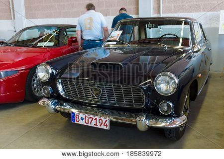 PAAREN IM GLIEN GERMANY - MAY 19: Small family car Lancia Appia 3rd series