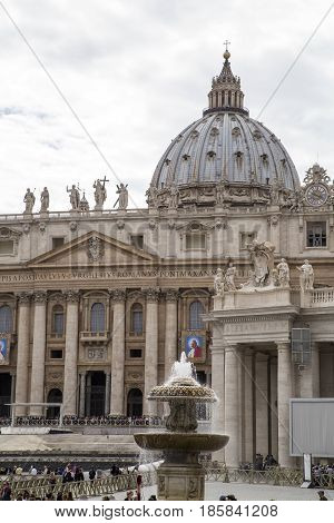 Rome, St. Peter's Square