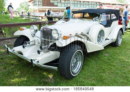 Paaren Im Glien, Germany - May 19: The Excalibur Series Iii Phaeton Automobile From Milwaukee, Wisco