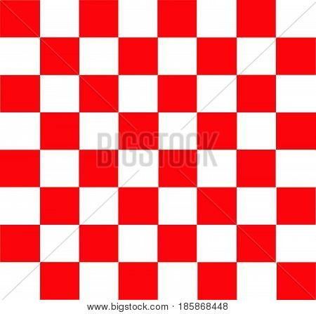 Vector modern chess board background design illustration