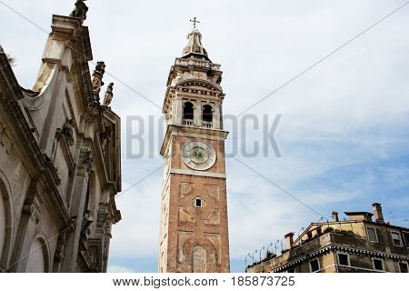 Santa Maria Formosa church , Chiesa di Santa Maria Formosa, Venice, Italy .