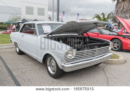 Chevy Nova 1963 On Display
