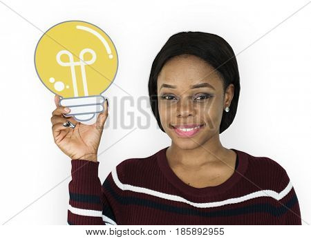 Idea Light Bulb Objective Thoughts Vision