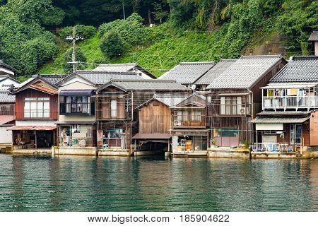Water House of Ine Cho