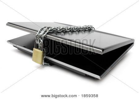 Locked Notebook