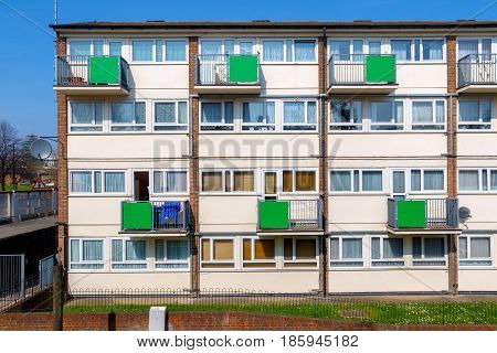 Council Housing Flats In East London