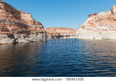 Antelope Canyon Walls