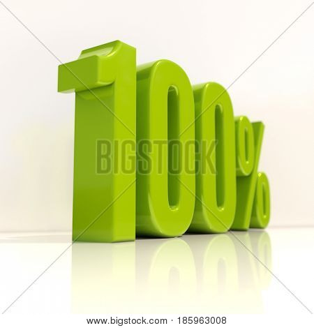 3d render: Sale Banner or Poster Discount Template, Retail Image 100%