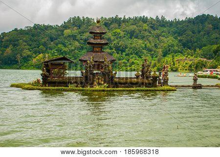 Pura Ulun Danu Batur Temple. Bali, Indonesia.