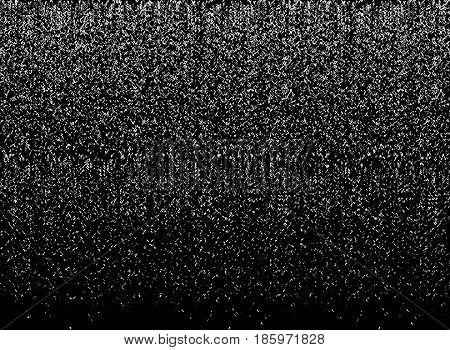 Halftone Effect Abstract Background Monochrome Black White-08.eps