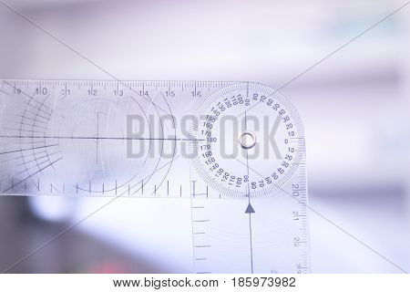 Physical Therapy Goniometer
