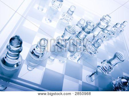 Glass Pawns