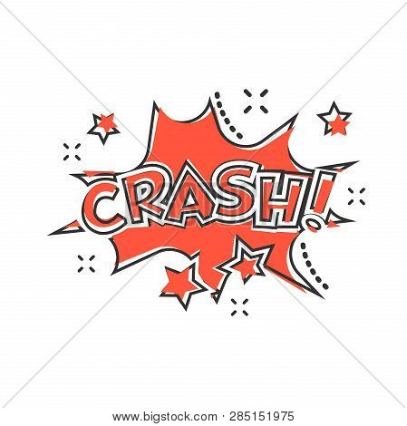 Crash Images, Illustrations & Vectors (Free) - Bigstock