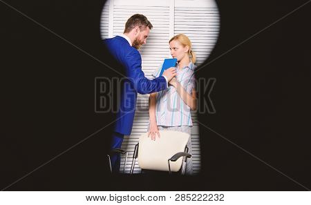 Office Woman And Her Lustful Boss. Try To Seduce Director. Boss Or Manager Molesting Female Employee