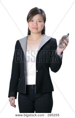 Lady Mobile Executive 03