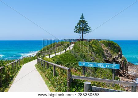 View Over One Tree Point Coastline, Eurobodalla, A Wonderful Seaside Escape And Perfect Getaway On T