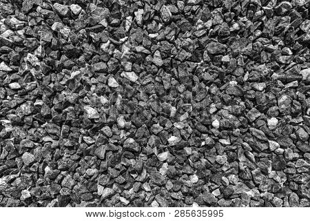 Beautiful stone  pebbles texture