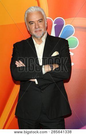 LOS ANGELES - FEB 20:  John O'Hurley at the NBC's Los Angeles Mid-Season Press Junket at the NBC Universal Lot on February 20, 2019 in Universal City, CA