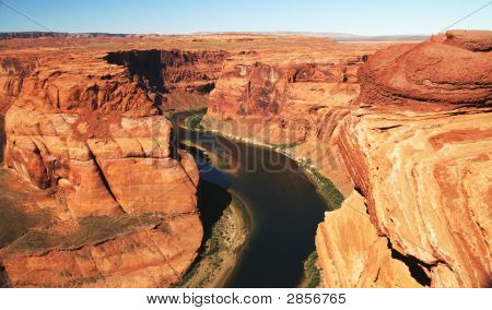 Meander Colorado River, Arizona