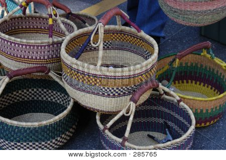 Colorful Baskets2