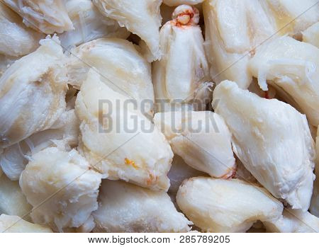 The Texture Of Crab Meat, The Ingredient To Cooking