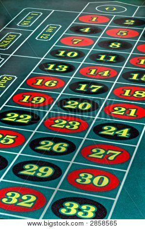 Roulette Table 2