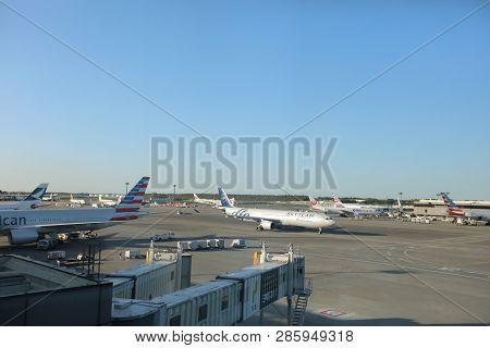 The Tokyo Narita International Airport At  May 2016