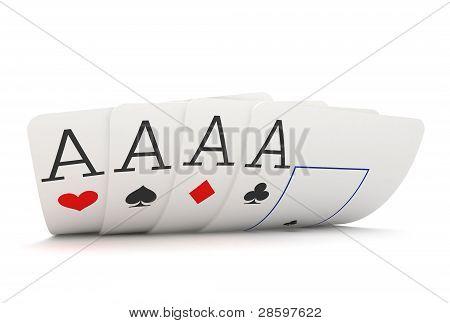 Pocker cards