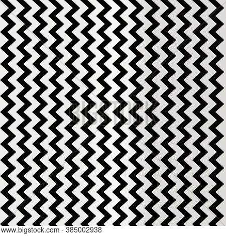 Black Chevron Pattern With Background Of Various Shades Of Neutral Off White In 12x12 Design Element