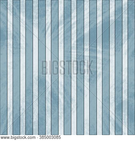Blue Retro Striped Background Design Element In 12x12 For Backgrounds, Digital Paper And Projects.