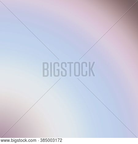 Gradient Curved Arch In Blue Mauve Pink And Tan For Design Elements And Backgrounds In 12x12.